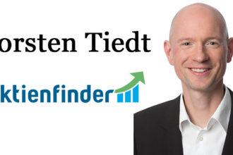 Aktienfinder.net Gründer Torsten Tiedt im Interview
